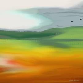 Lenore Senior - The Distant Hills