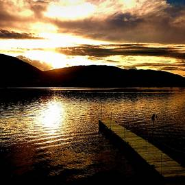 Guy Hoffman - The Dock - 2015-05-26 Skaha Lake Penticton