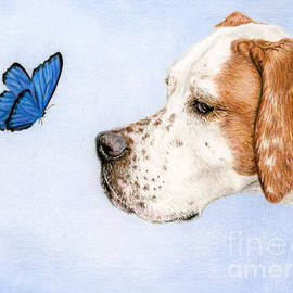 Sarah Batalka - The Dog And The Butterfly