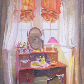 The Dressing Table - William Ireland