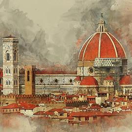 Brian Tarr - The Duomo Florence