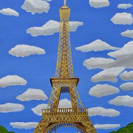 Magdalena Frohnsdorff - The Eiffel Tower