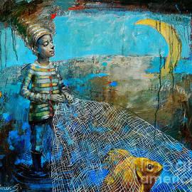 Michal Kwarciak - The Elusive Golden Fish
