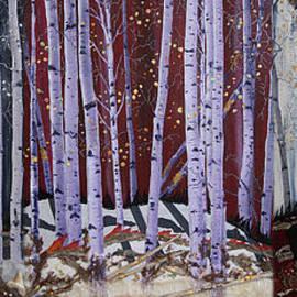 Stanza Widen - The End Triptych