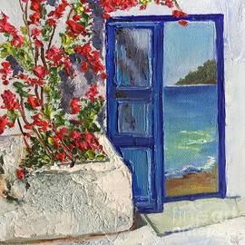 Viktoriya Sirris - The Entrance To Paradise