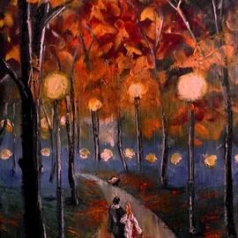 Politov Valeryi - The Evening Walk