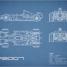 The F2007 GP Blueprint - Mark Rogan