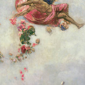 The Fall of Icarus  - Odilon Redon