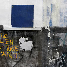 JoAnn Lense - The Fallen Must Have Paint