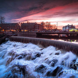 Scott Thorp - The Falls at Cocheco Mills