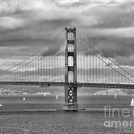 Scott Cameron - The famous Golden Gate Bridge