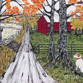 Jeffrey Koss - Sadie The Farm Dog