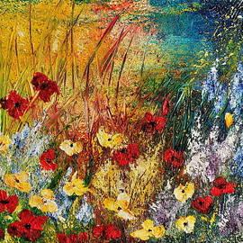 Teresa Wegrzyn - The Field