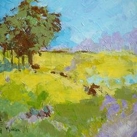 Cathy MONNIER - The fields