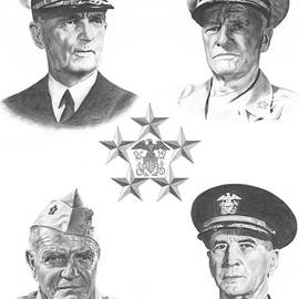 Stacy Clifford - The Fleet Admirals