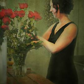 CJ Anderson - The Florist In The Little Black Dress