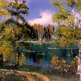 Politov Valeryi - The Forest Lake