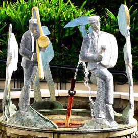Kathy K McClellan - The Fountain Of Jazz