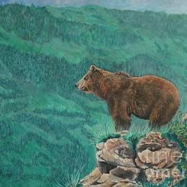 Bob Williams - The Franklin Grizzly Bear