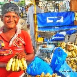 Lenore Senior and Bobby Dar - The Fruit Seller