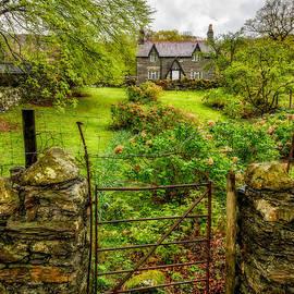 Adrian Evans - The Garden Gate
