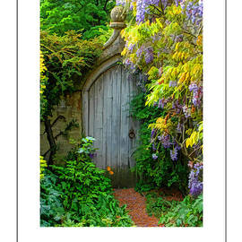 Mike Nellums - The Garden Gate poster