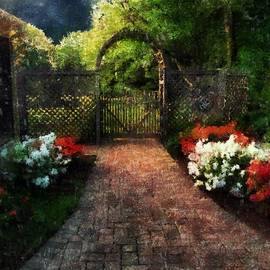 RC deWinter - The Garden Path
