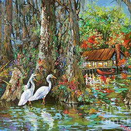 Dianne Parks - The Gathering