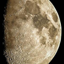 Randy  Flynn - The Gibbous Moon