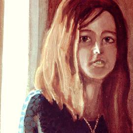 David Zimmerman - The Girl at the Window