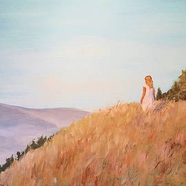 Alan Lakin - The Girl on the Hill