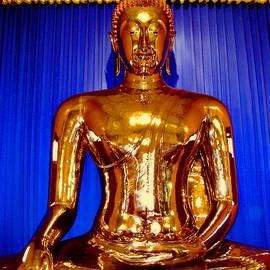 Andy Za - The Golden Buddha. Bangkok. Thailand.