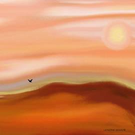 Lenore Senior - The Golden Hills