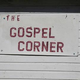 Jeff Roney - The Gospel Corner