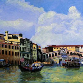 David Zimmerman - The Grand Canal