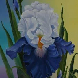 Louise Williams - The Grand Tennesee Iris