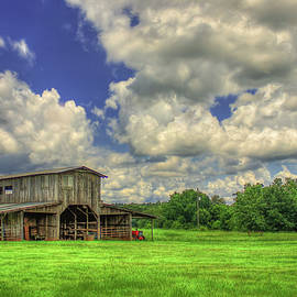 Reid Callaway - The Gray Barn Prospect Community Morgan County Georgia