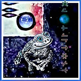Hartmut Jager - The  Gray  Frog