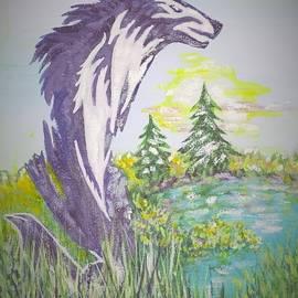 Viviana May  - The Gray Wolf Guardian