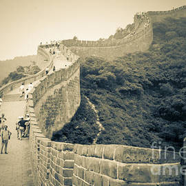 Heiko Koehrer-Wagner - The Great Wall Of China