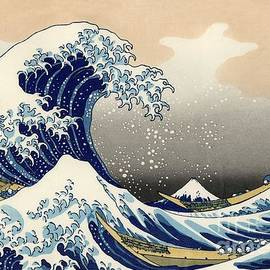 Celestial Images - The Great Wave off Kanagawa
