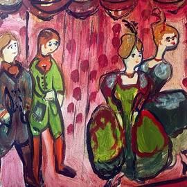 Judith Desrosiers - The Green gavotte
