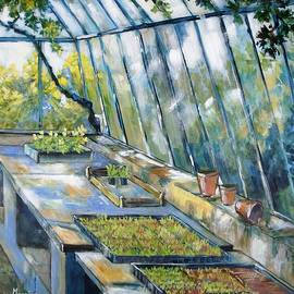 Cathy MONNIER - The Greenhouse