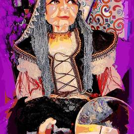 Ed Weidman - The Gypsy Fortune Teller