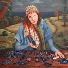 Enzie Shahmiri - The Gypsy Fortune Teller