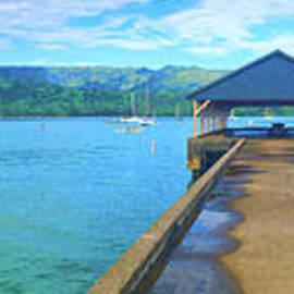Kris Hiemstra - The Hanalei Pier