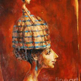Michal Kwarciak - The Hat Lady