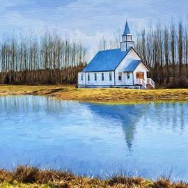 Jordan Blackstone - The Heart Of It All - Landscape Art