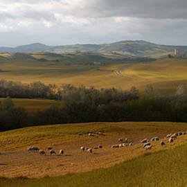 Jaroslaw Blaminsky - The heart of Toscany