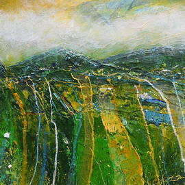 Martina Furlong - The Hill Many Shades Of Green